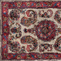 Furrugs | Heriz rug | Formatteppiche / Designerteppiche | moooi carpets