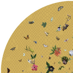 Garden of Eden | yellow rug | Tapis / Tapis design | moooi carpets