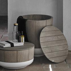 Origin Basket Stool | Cestas / Contenedores de ropa | Inbani