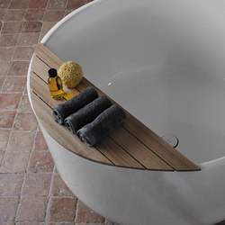 Origin Bathtub Tray | Bath shelves | Inbani