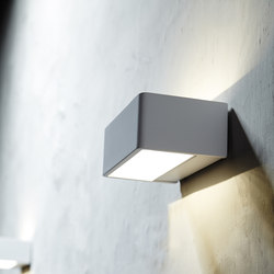 Lamp Wall Double Light Fixture | General lighting | Inbani