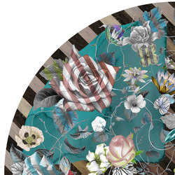 Malmaison | aquamarine rug | Formatteppiche | moooi carpets