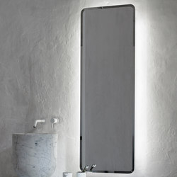 Origin Wall Mounted Lighting Mirror | Spiegel | Inbani