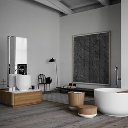 Origin Collection - Set 7 | Armarios lavabo | Inbani