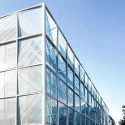 Transpartent Constructions | Systèmes de façade | Koch Membranen