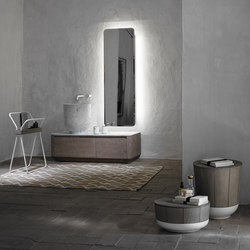Origin Collection - Set 3 | Armarios lavabo | Inbani