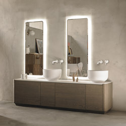Origin Collection - Set 5 | Armarios lavabo | Inbani