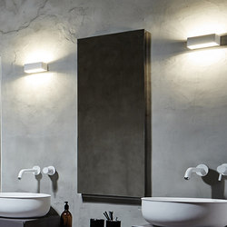 Strato Wall Mounted Mirror | Wall mirrors | Inbani