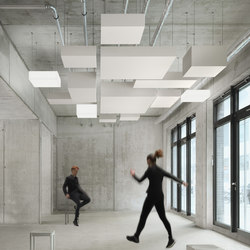 Corpus | Illuminated ceiling systems | OWA