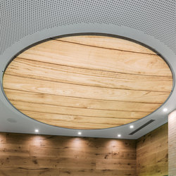 Sound-Absorbing Light Ceiling | Tension membrane systems | Koch Membranen