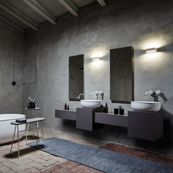 Strato Collection - Set 14 | Meubles sous-lavabo | Inbani