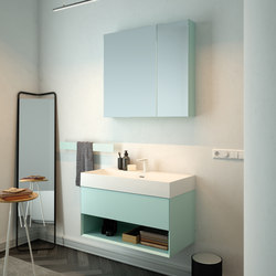 Strato Bathroom Furniture Set 30 |  | Inbani