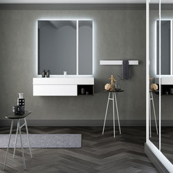Strato Bathroom Furniture Set 32 |  | Inbani