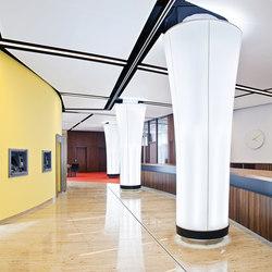 Column Disguising   Special lights   Koch Membranen
