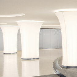 Column Disguising | Special lights | Koch Membranen