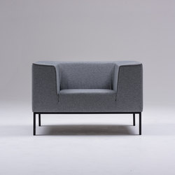 Cube Armchair | Lounge chairs | ERSA