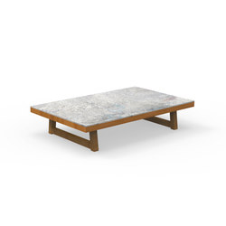 Alabama Iroko | Coffee Table | Tables basses de jardin | Talenti