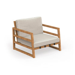Alabama Living Armchair | Garden armchairs | Talenti