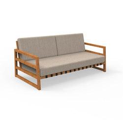 Alabama Iroko | Sofa | Garden sofas | Talenti