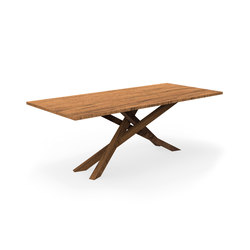 Bridge Table 220x110 | Tables à manger de jardin | Talenti