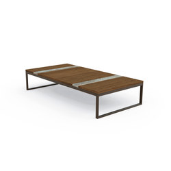 Casilda |  Table 70x140 | Tables basses de jardin | Talenti