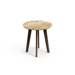 Cleo Teak | Coffee Table D50 | Mesas auxiliares | Talenti