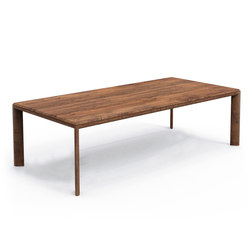 Cleo Teak Iroko Table 260X120 | Dining tables | Talenti