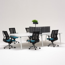 Edge | Desking systems | ERSA
