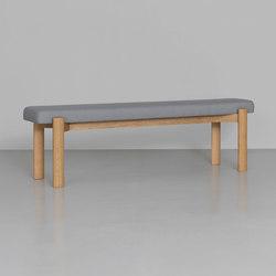 Kosi Bank | Upholstered benches | Zeitraum