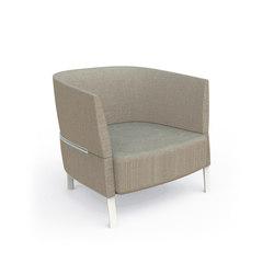 Eden Lounge Armchair | Sillones de jardín | Talenti