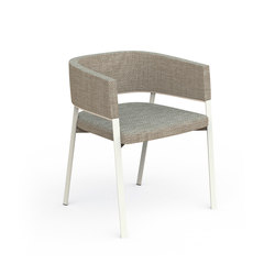 Eden Padded Tub Chair | Sillas de jardín | Talenti