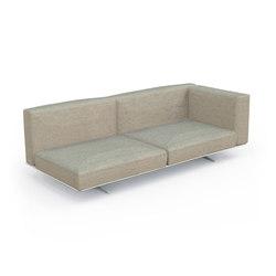 Eden | Sofa Sx | Garden sofas | Talenti
