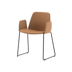Unnia Tapiz | Visitors chairs / Side chairs | Inclass