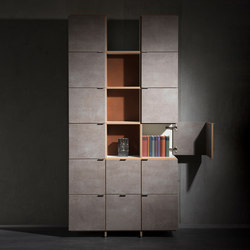 Classic Exclusive shelf-system | Cabinets | mocoba