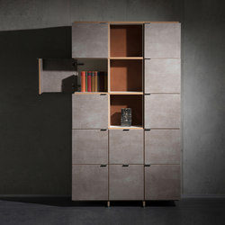 Classic Exclusive shelf-system | Armadi | mocoba