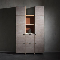 Classic Exclusive shelf-system | Armadi ufficio | mocoba