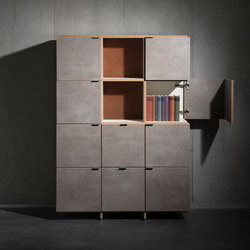 Classic Exclusive shelf-system | Archivadores | mocoba