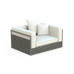 Kira Living Armchair | Garden armchairs | Talenti