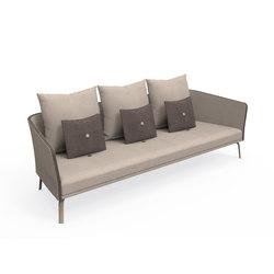 Milo Textilene Sofa | Gartensofas | Talenti