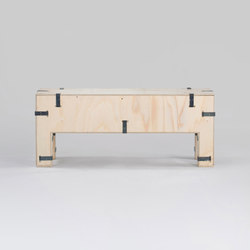Pakiet | Bench | M | Waiting area benches | Zieta