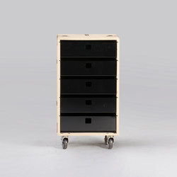Pakiet | Trolley Box A | Pedestals | Zieta
