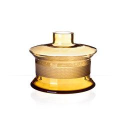 FRANTISEK VIZNER LIMITED EDITION 2016 vase 205/amber | Vases | Bomma