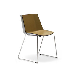 Aïku | Multipurpose chairs | MDF Italia