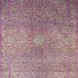 Designer Isfahan Gloss in Violet | Rugs / Designer rugs | Zollanvari