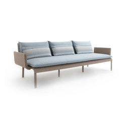 Key West 4283 sofa 3 seater | Gartensofas | Roberti Rattan