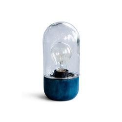 Element Lamp blue | Table lights | Bent Hansen