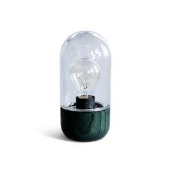 Element Lamp green | Table lights | Bent Hansen