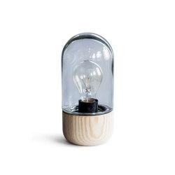 Element Lamp oak | Table lights | Bent Hansen