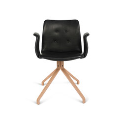 Primum Arm Chair oak base | Restaurant chairs | Bent Hansen