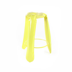 Plopp Stool | Bar | yellow | Taburetes de bar | Zieta
